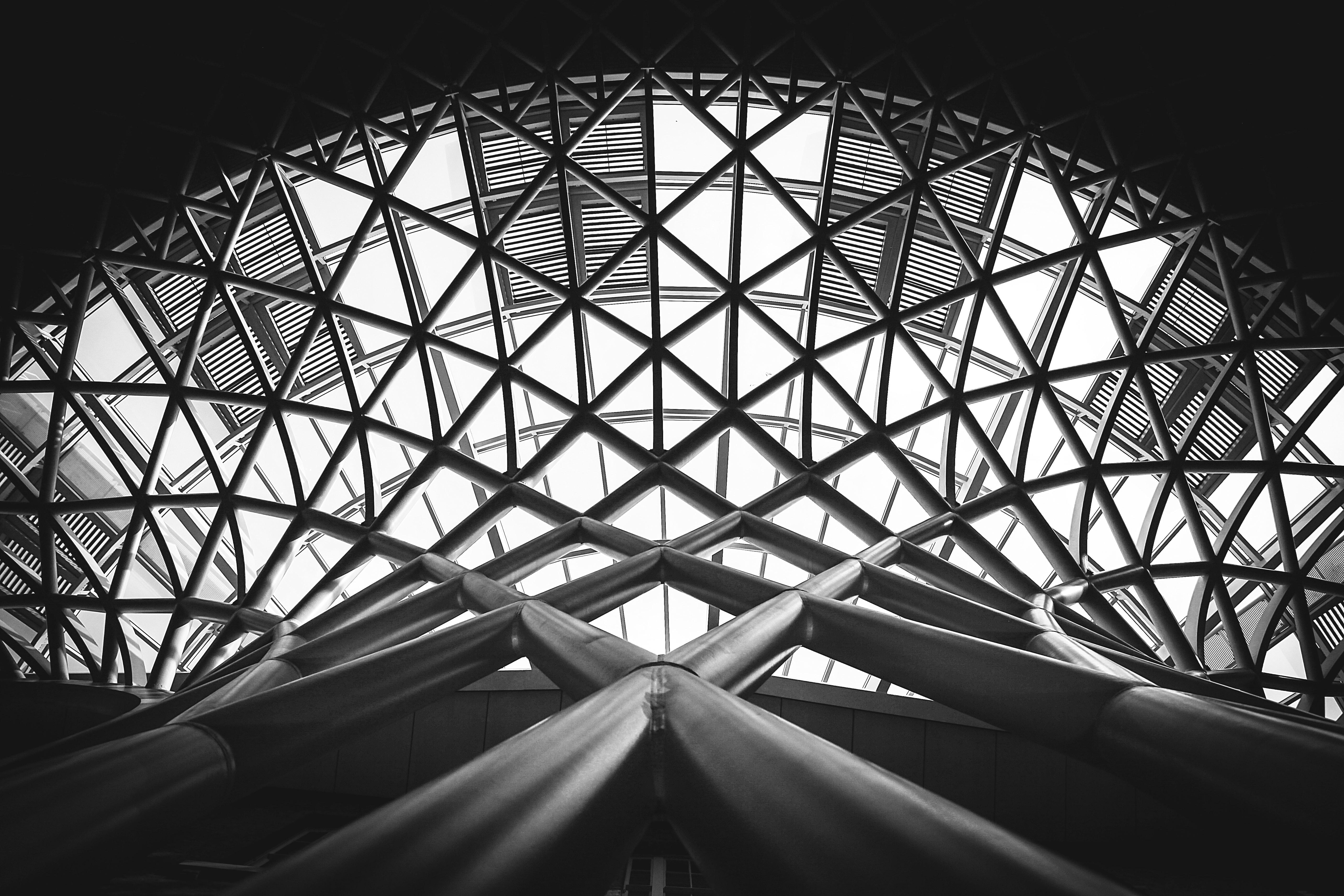 beams in a building