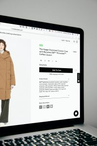 image of a website
